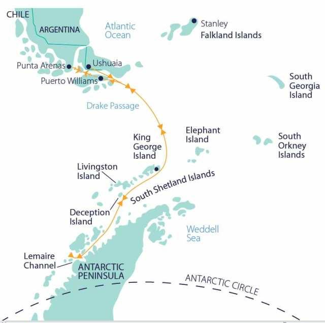Antartica Expedition